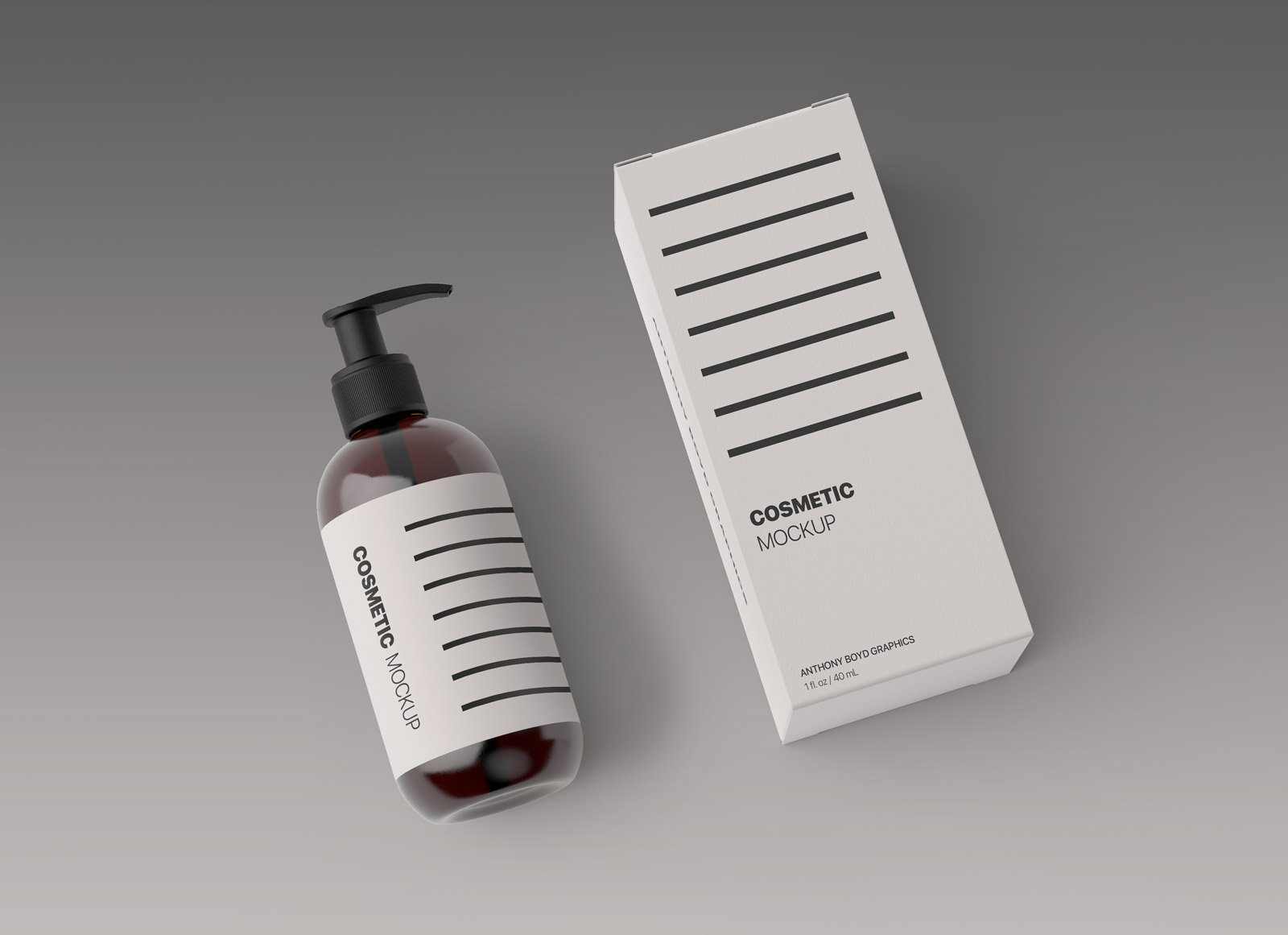 Free-Cosmetic-Spray-Bottle-&-Box-Packaging-Mockup-PSD