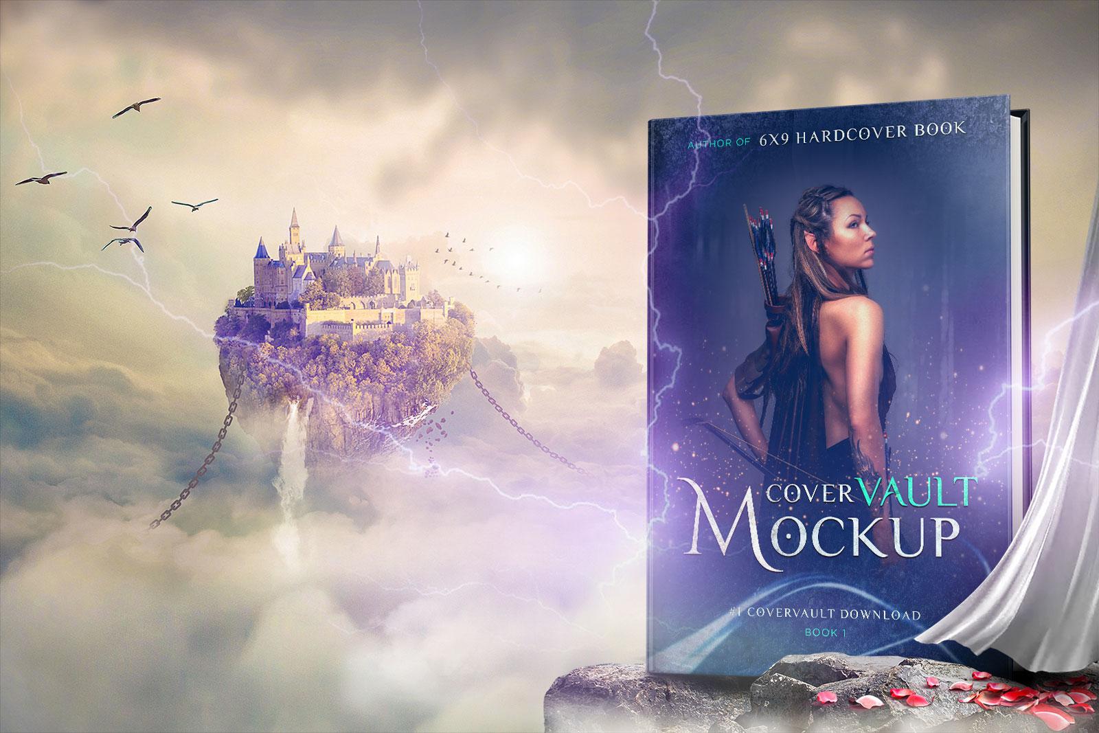 Free-Fantasy-Hardcover-Mockup-PSD-File