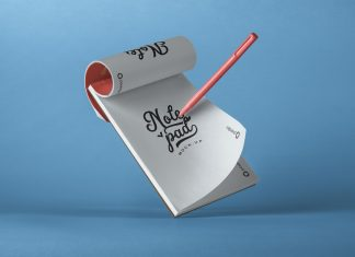 Free-Floating-Notepad-Mockup-PSD