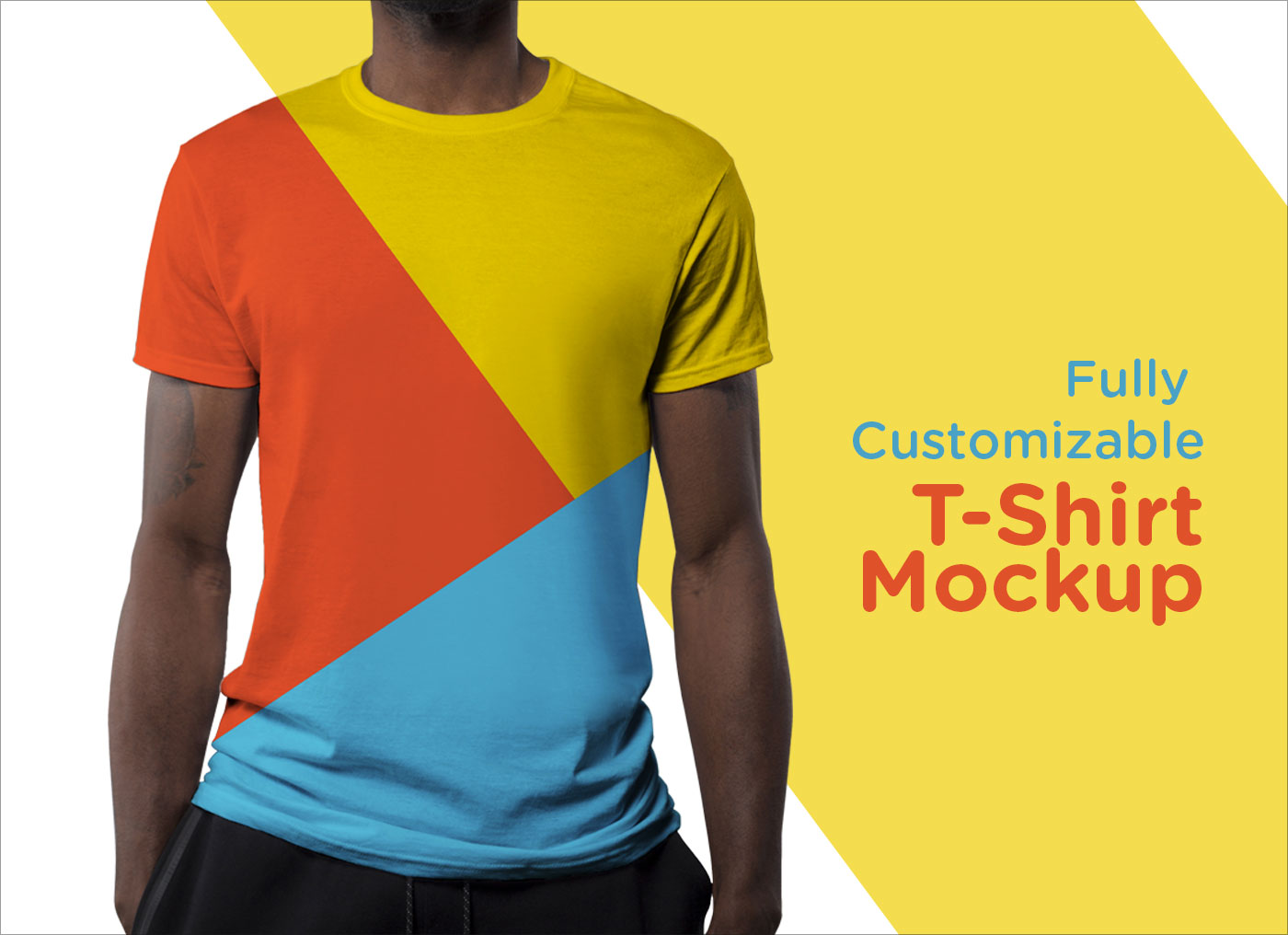 Free-Fully-Customizable-T-Shirt-Mockup-PSD-2