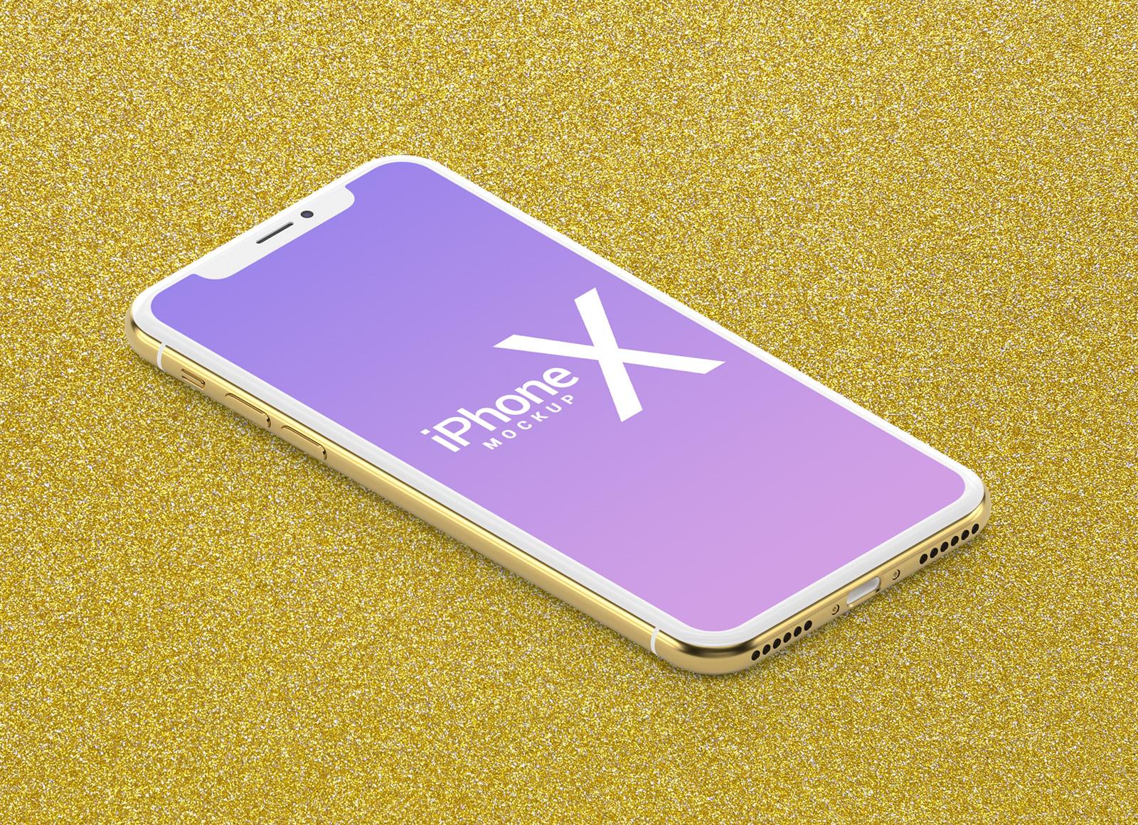 Free-Isometric-iPhone-X-Mockup-PSD-File