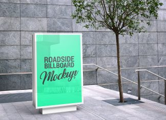 Free-Outdoor-Street-Billboard-Mockup-PSD