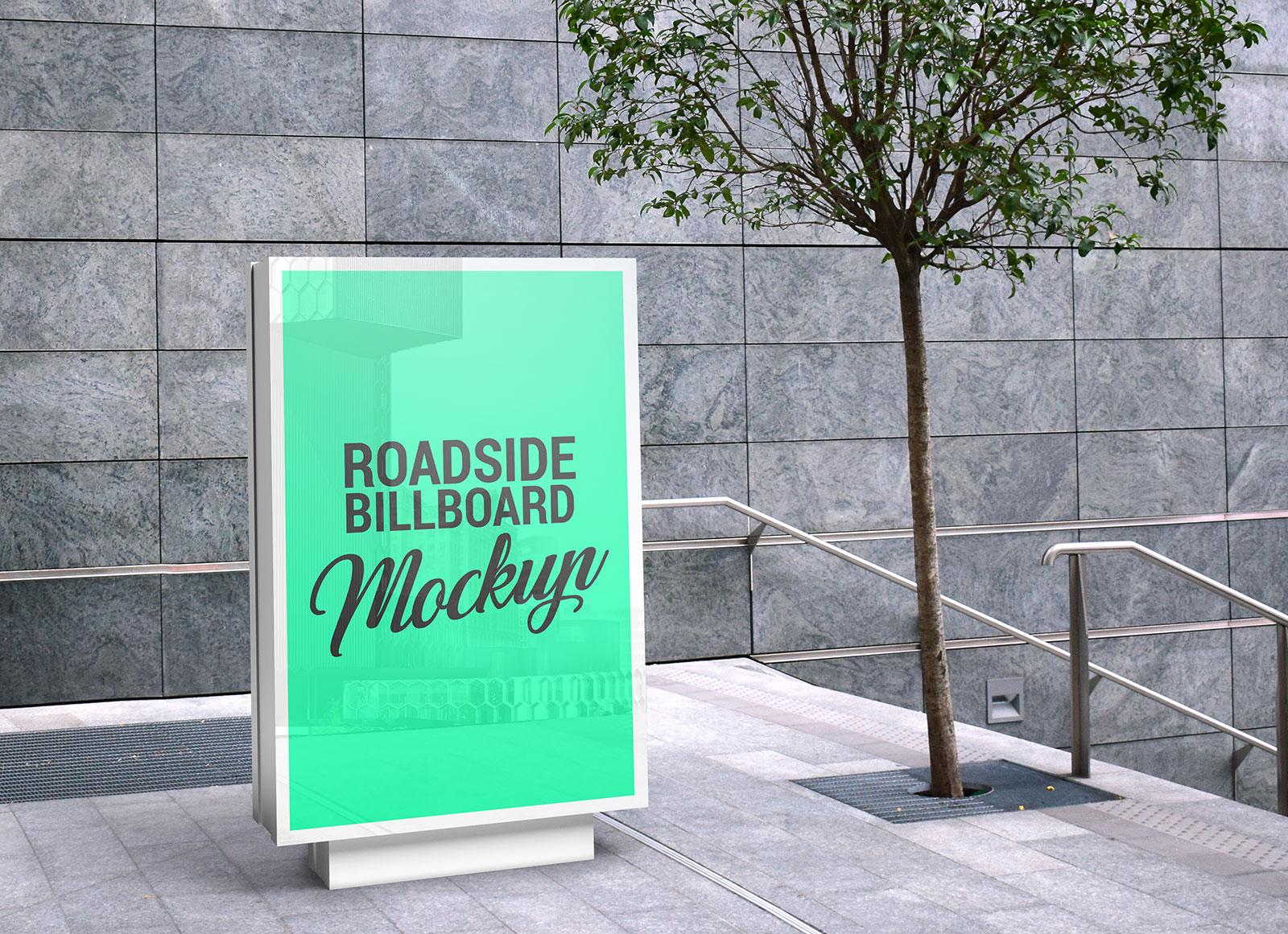 Free-Outdoor-Street-Billboard-Mockup-PSD