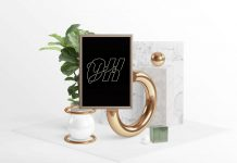 Free-Premium-3D-Rendered-Photo-Frame-Mockup-PSD