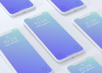Free-Premium-iPhone-X-App-Screen-Mockup-PSD