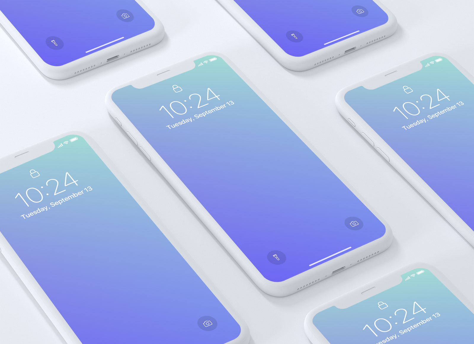 Free-Premium-iPhone-X-App-Screen-Mockup-PSD