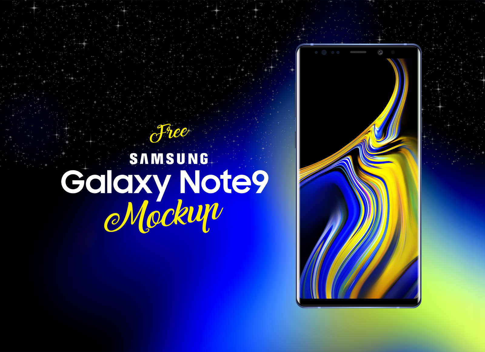 Free-Samsung-Galaxy-Note-9-Mockup-PSD