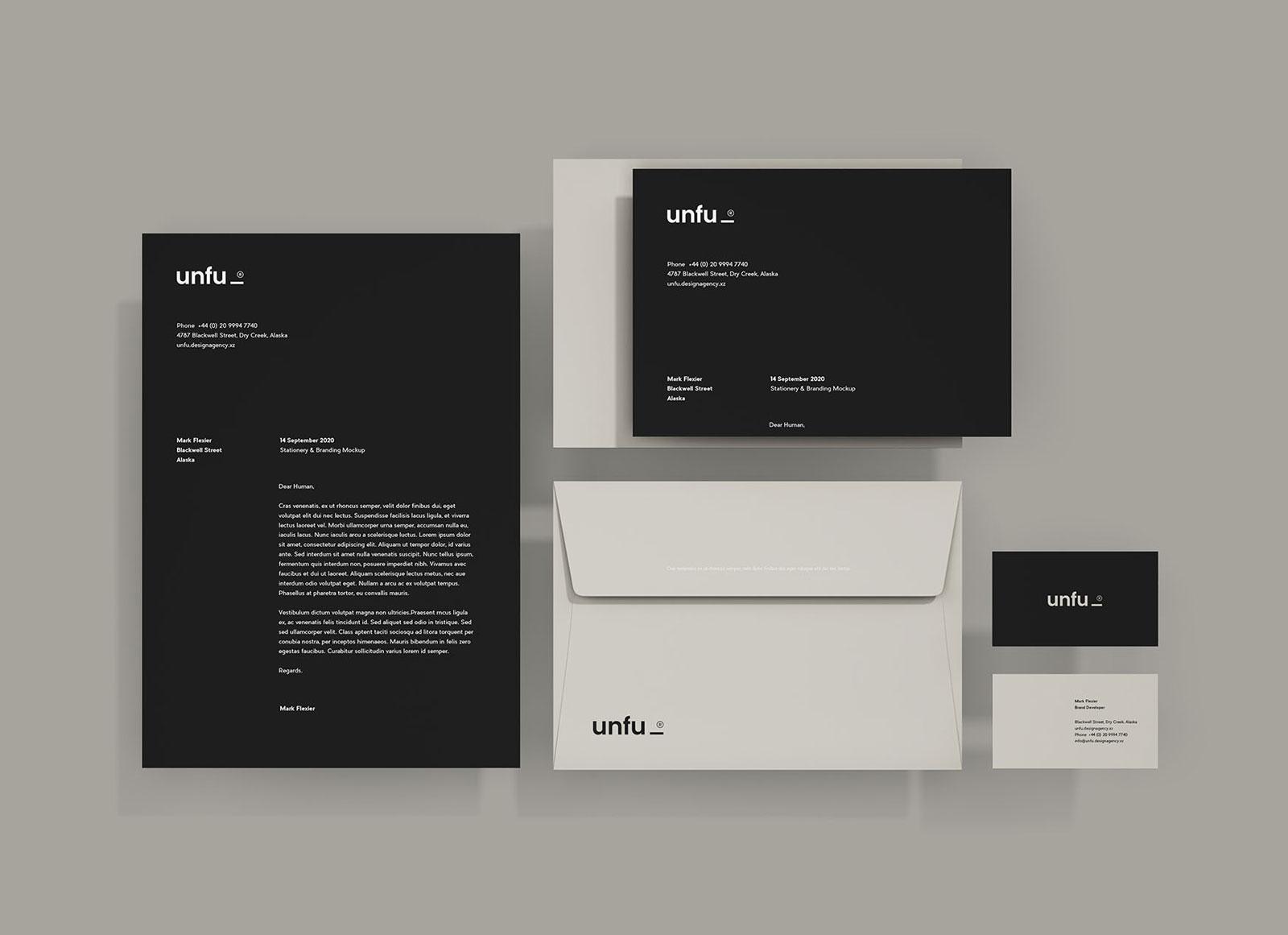 Free-Simple-Branding-Stationery-Mockup-PSD-2