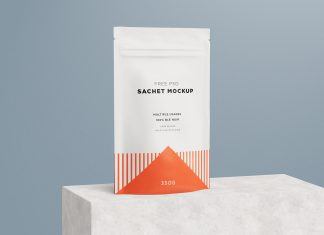 Free-Standing-Pouch-Sachet-Packaging-Mockup-PSD