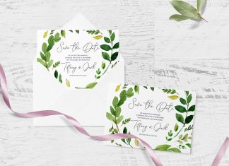 Free-Wedding-Invitation-Card-&-Envelop-Mockup-PSD