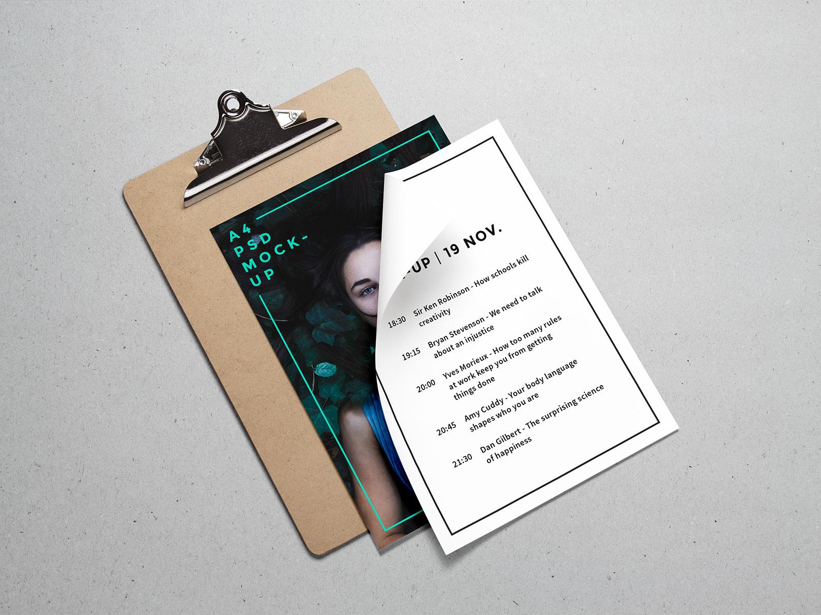 A4-Paper-PSD-MockUp-Vol3