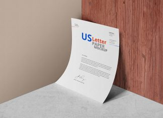 Free-Curved-A4-Paper-Mockup-PSD-File-2