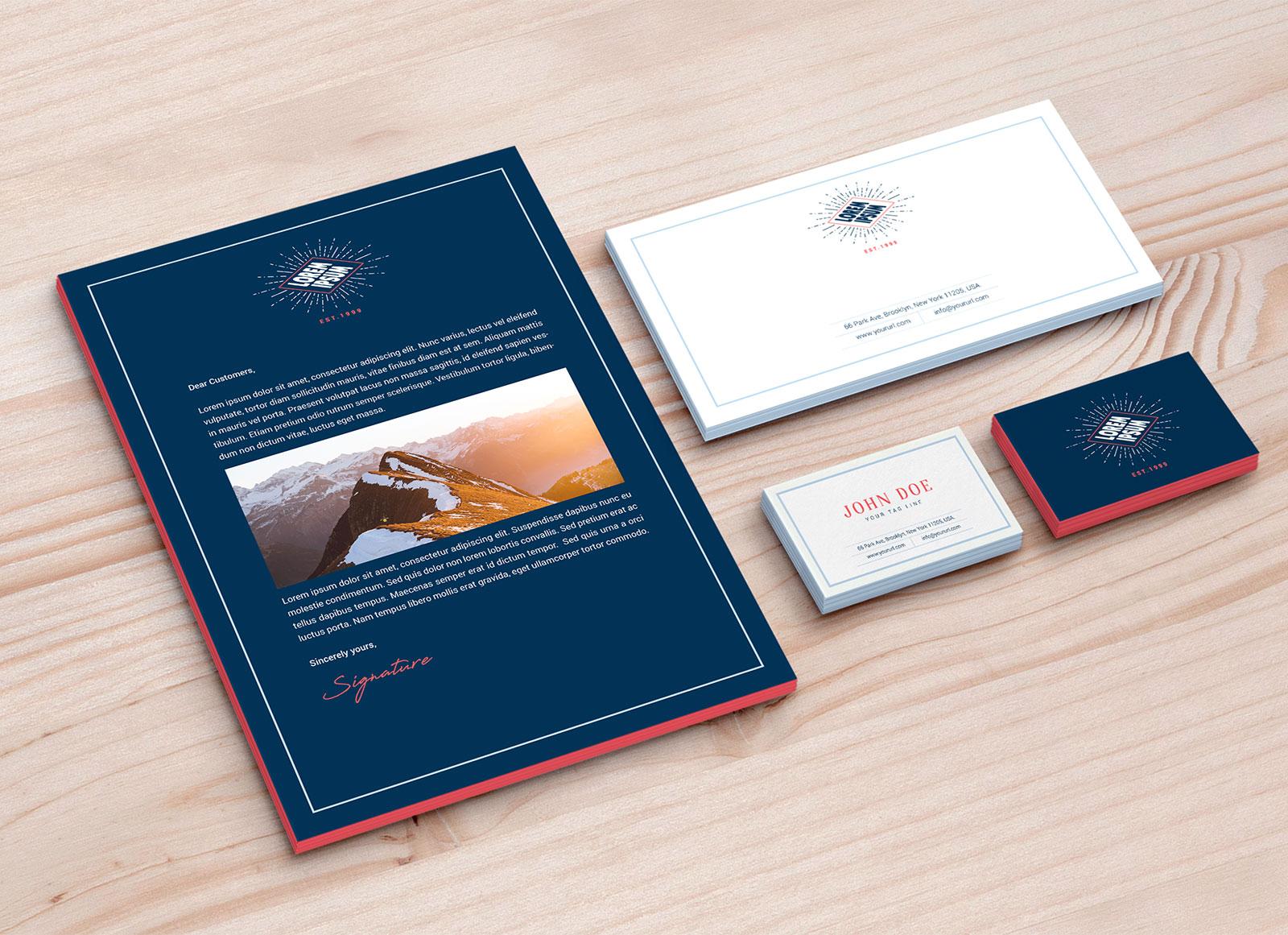 Free-Essential-Stationery-Branding-Mockup-PSD-file