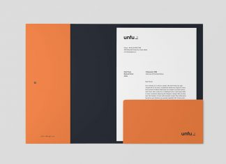 Free-Folder-&-A4-Letterhead-Mockup-PSD