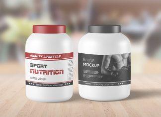 Free-Food-Supplement-Plastic-Bottlel-Mockup-PSD