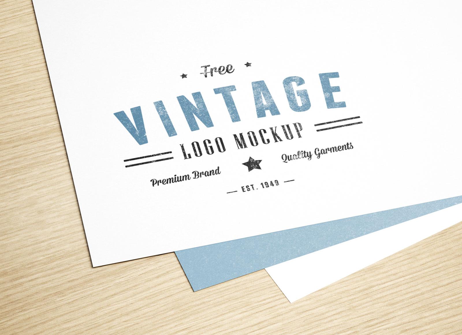 Free-Natural-Paper-Printed-Logo-Mockup-PSD-2