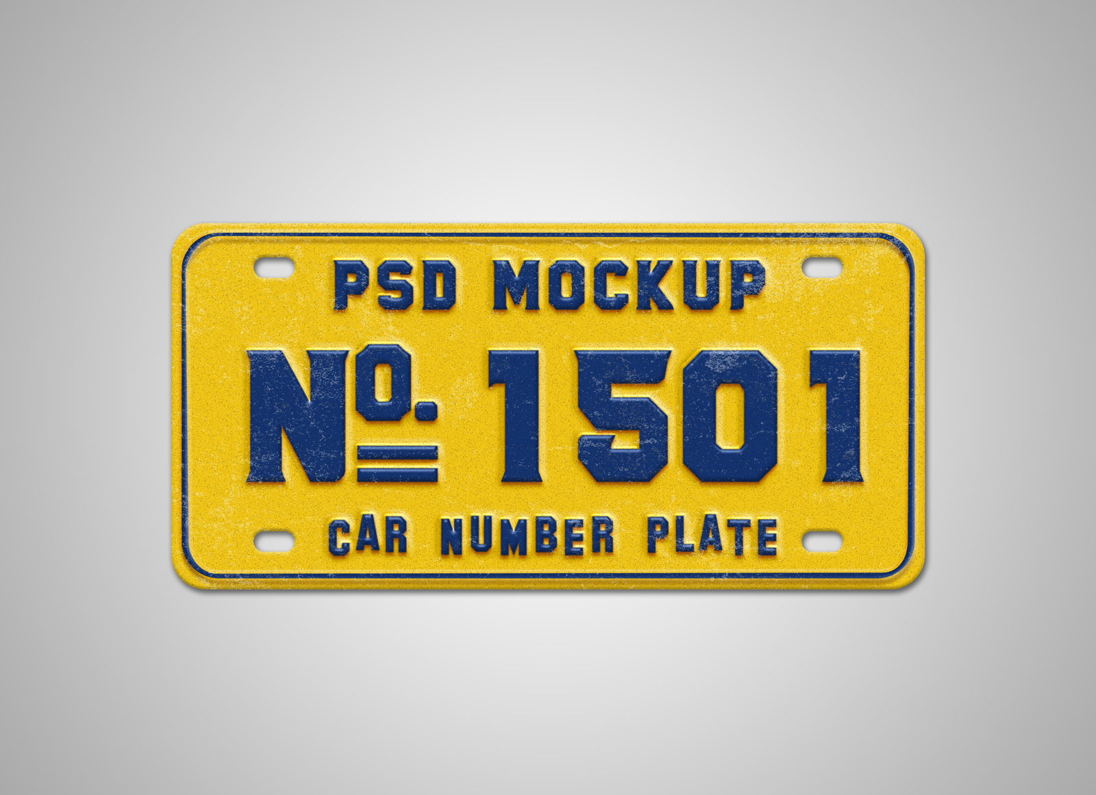 Free-Steel-Car-Number-Plate-mockup-PSD-3