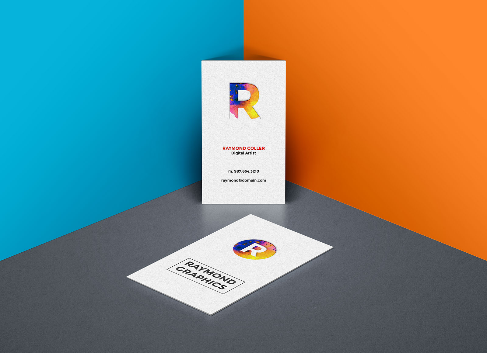 Free-Vertical-Double-Sided-Business-Card-Mockup-PSD