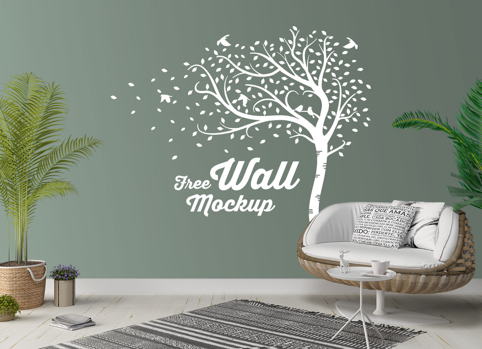 Free-Wall-Mockup-PSD-For-Decals,-Stickers-&-Murals-2-2