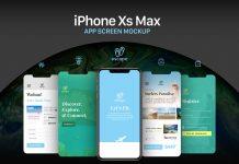 Free-iPhone-Xs-Max-App-Mockup-PSD