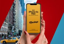 Free-iPhone-Xs-Max-in-Female-Hand-Mockup-PSD-2
