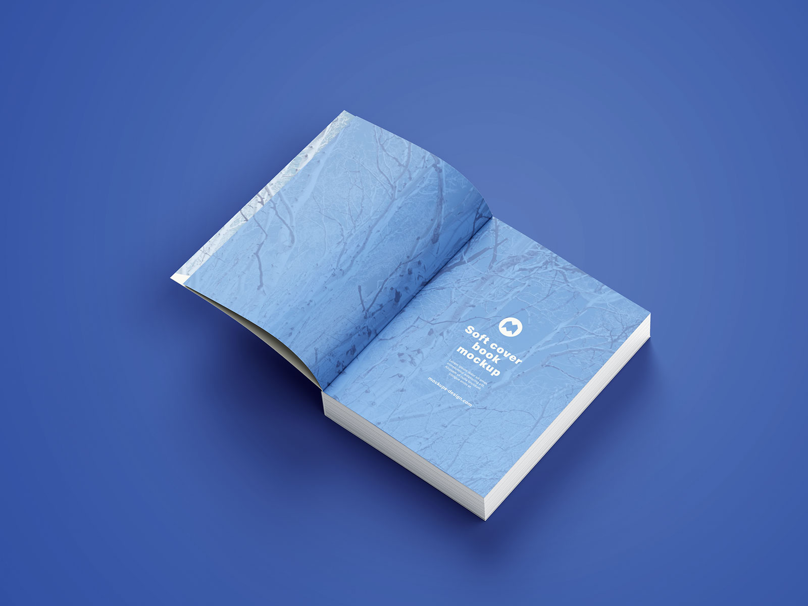 Softcover Book Mockup PSD (4)