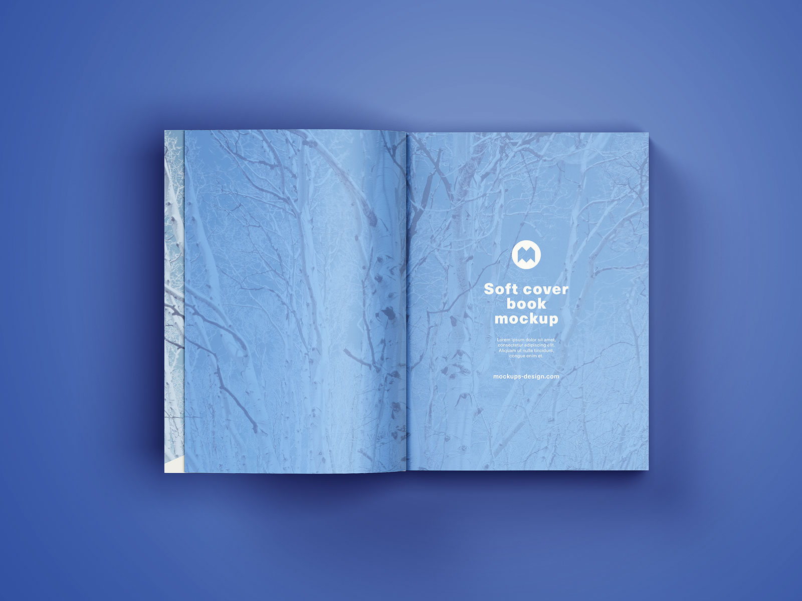 Softcover Book Mockup PSD (5)