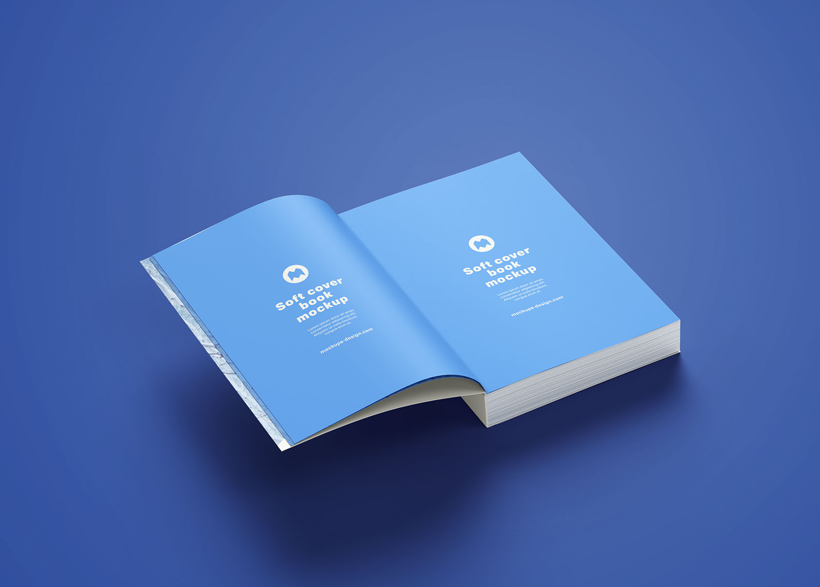 Softcover Book Mockup PSD (6)
