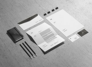 Free-Corporate-Business-Stationery-Mockup-PSD