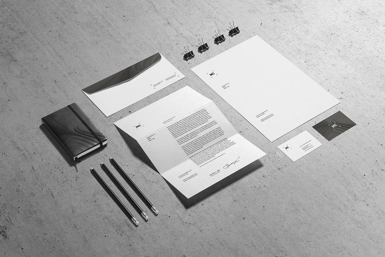 Free-Corporate-Business-Stationery-Mockup-PSD