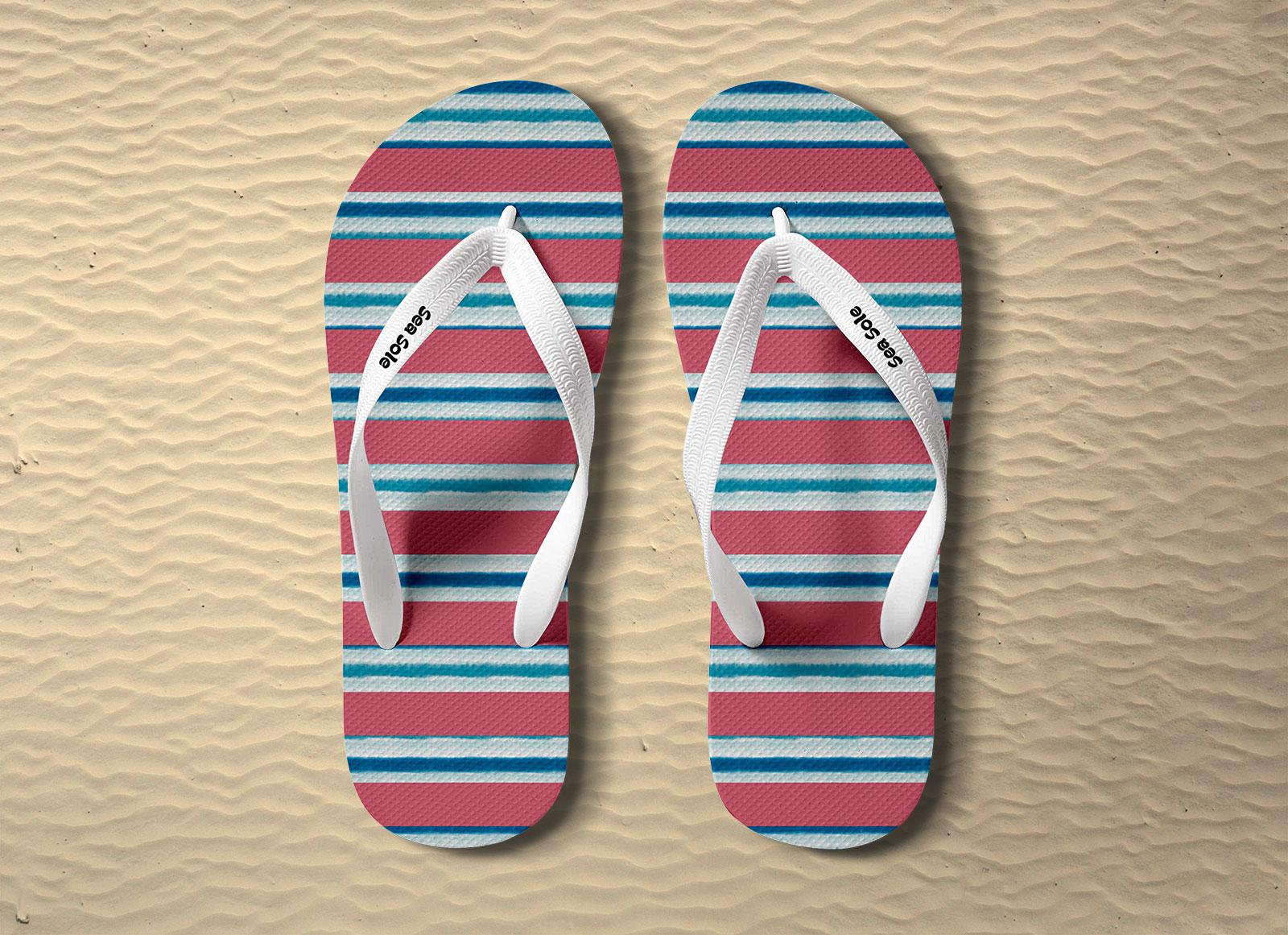 Free-Flip-Flops-Beach-Slippers-Mockup-PSD