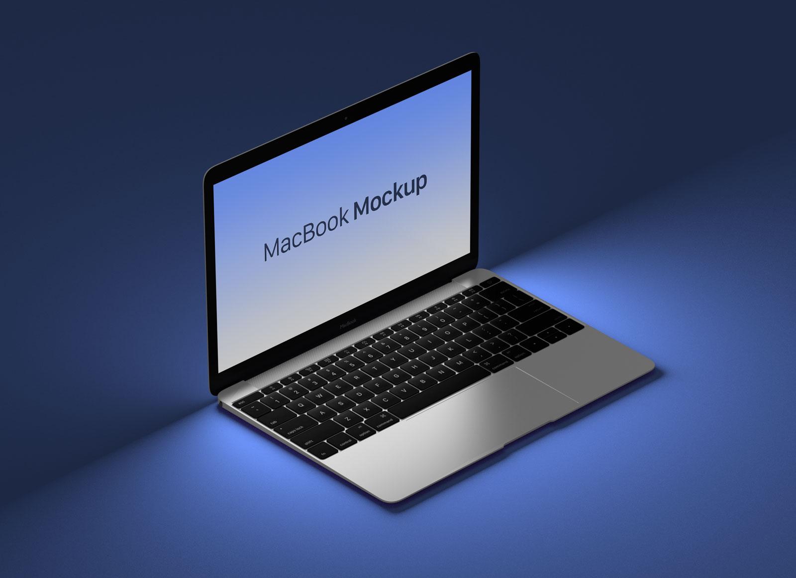 Free-Macbook-Perspective-Mockup-PSD