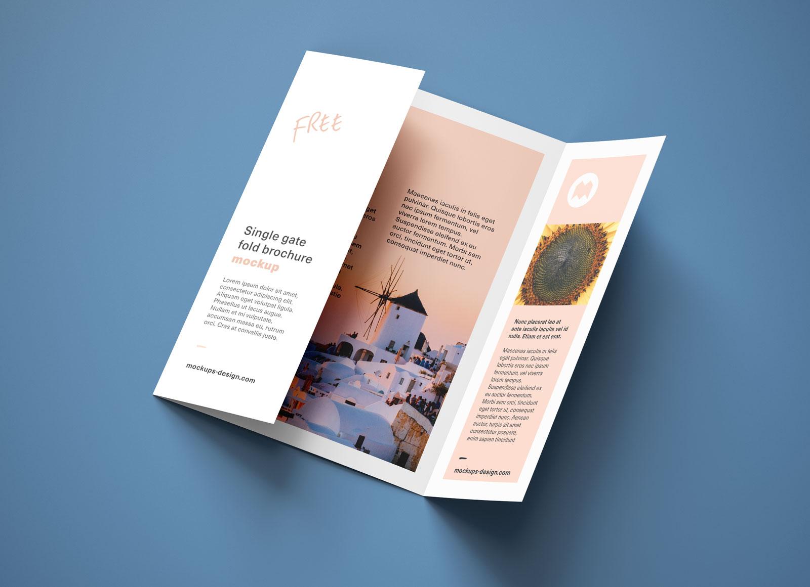 Free-Single-Gate-Fold-Brochure-Mockup-PSD-Set-2