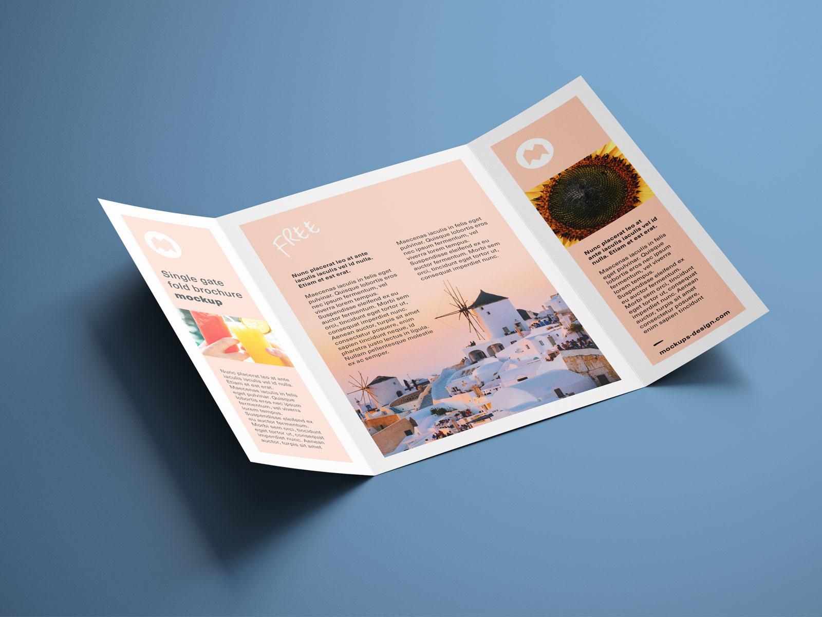 Free-Single-Gate-Fold-Brochure-Mockup-PSD-Set-3