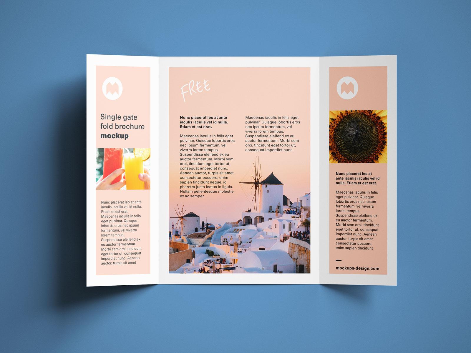 Free-Single-Gate-Fold-Brochure-Mockup-PSD-Set-4