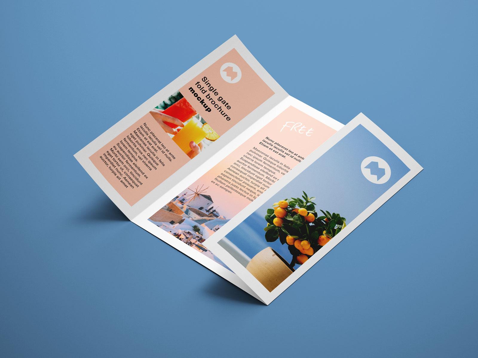 Free-Single-Gate-Fold-Brochure-Mockup-PSD-Set-7