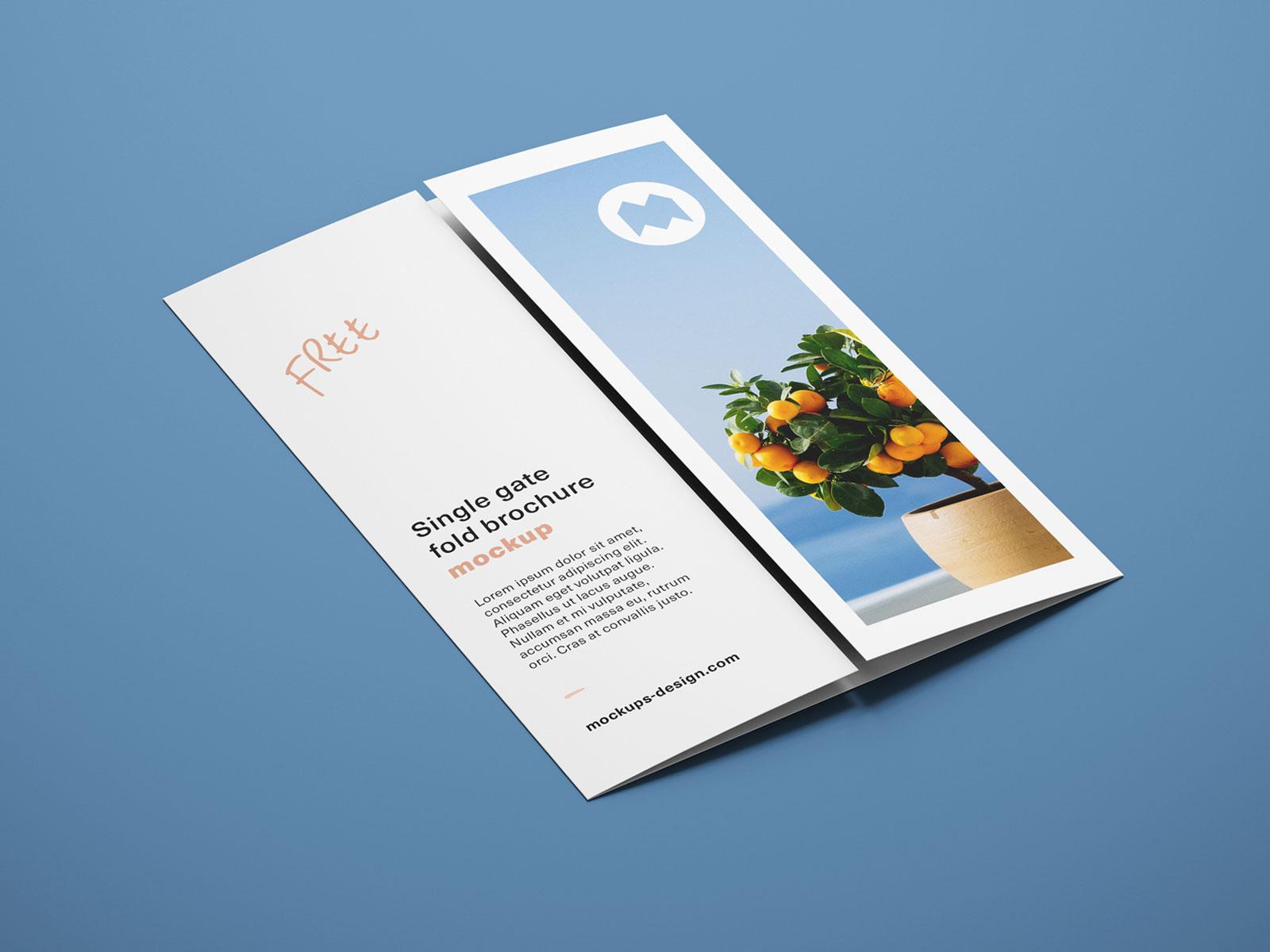Free-Single-Gate-Fold-Brochure-Mockup-PSD-Set-8