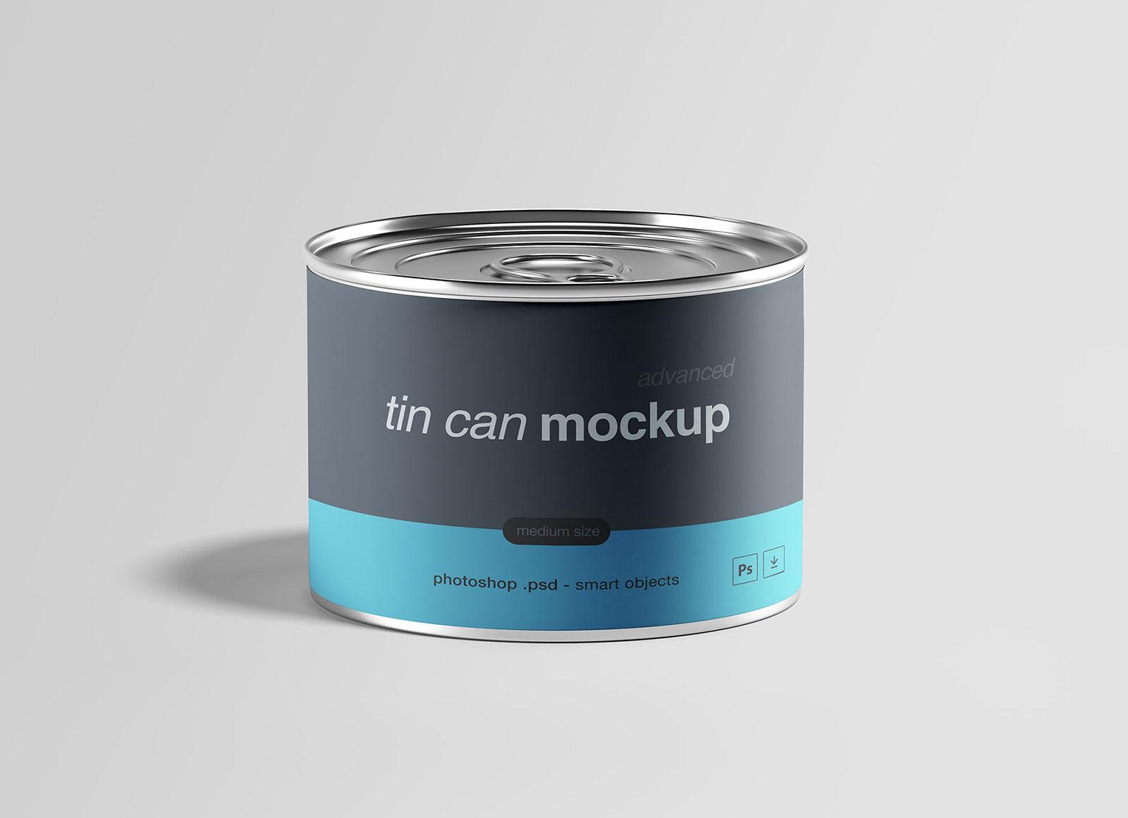 Free-medium-Size-Food-Tin-Can-Mockup-PSD-2