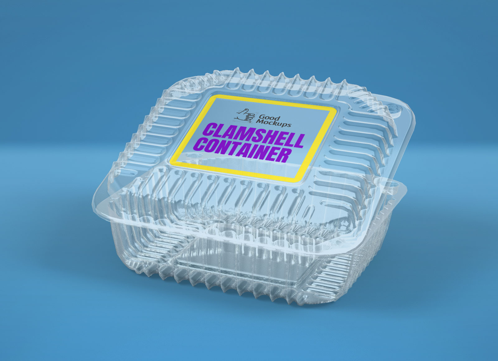 Free-Transparent-Disposable-Clamshell-Container-Packaging-Mockup-PSD