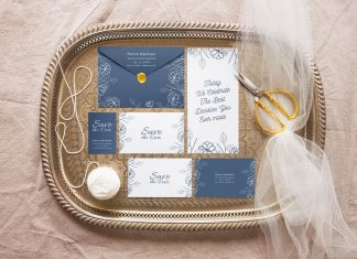 Free-Wedding-Invitation-Stationery-Mockup-PSD-Presentation