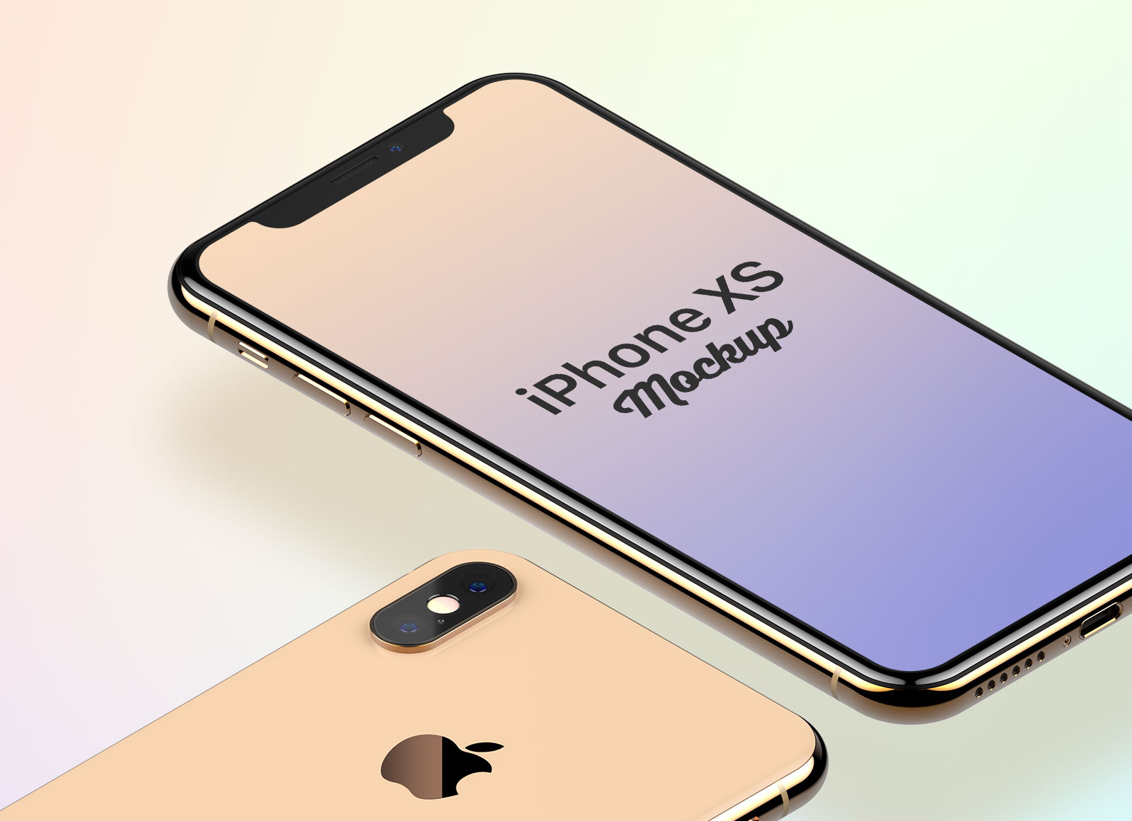 Free-iPhone-Xs-Splash-Screen-Mockup-PSD