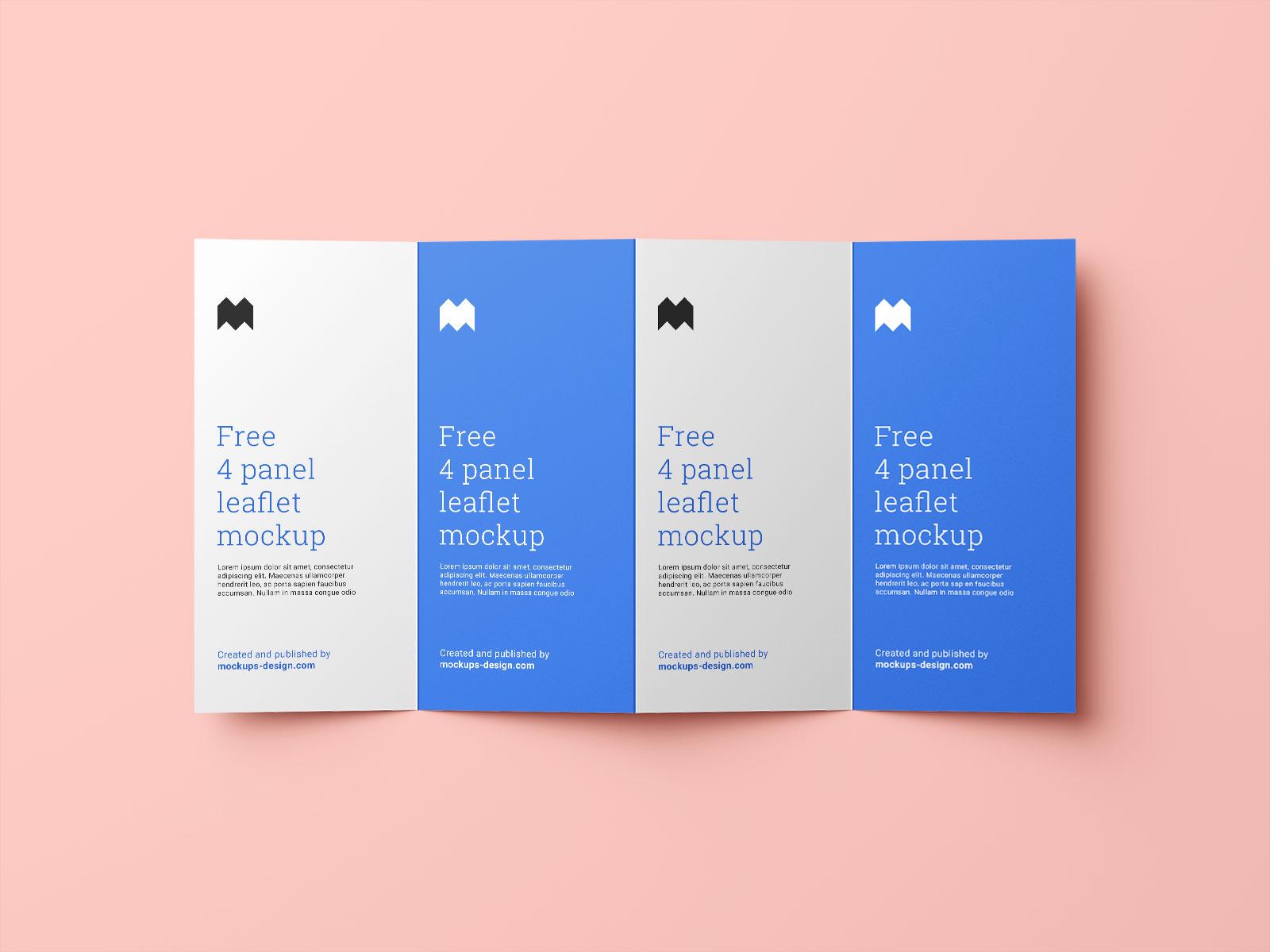 Free-4-Panel-Accordion-Fold-Brochure-Mockup-PSD-Set-2