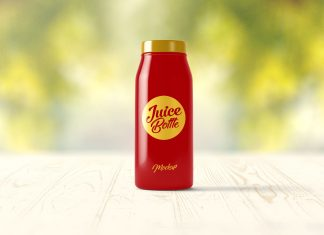 Free-Fully-Customizable-Juice-Bottle-Mockup-PSD
