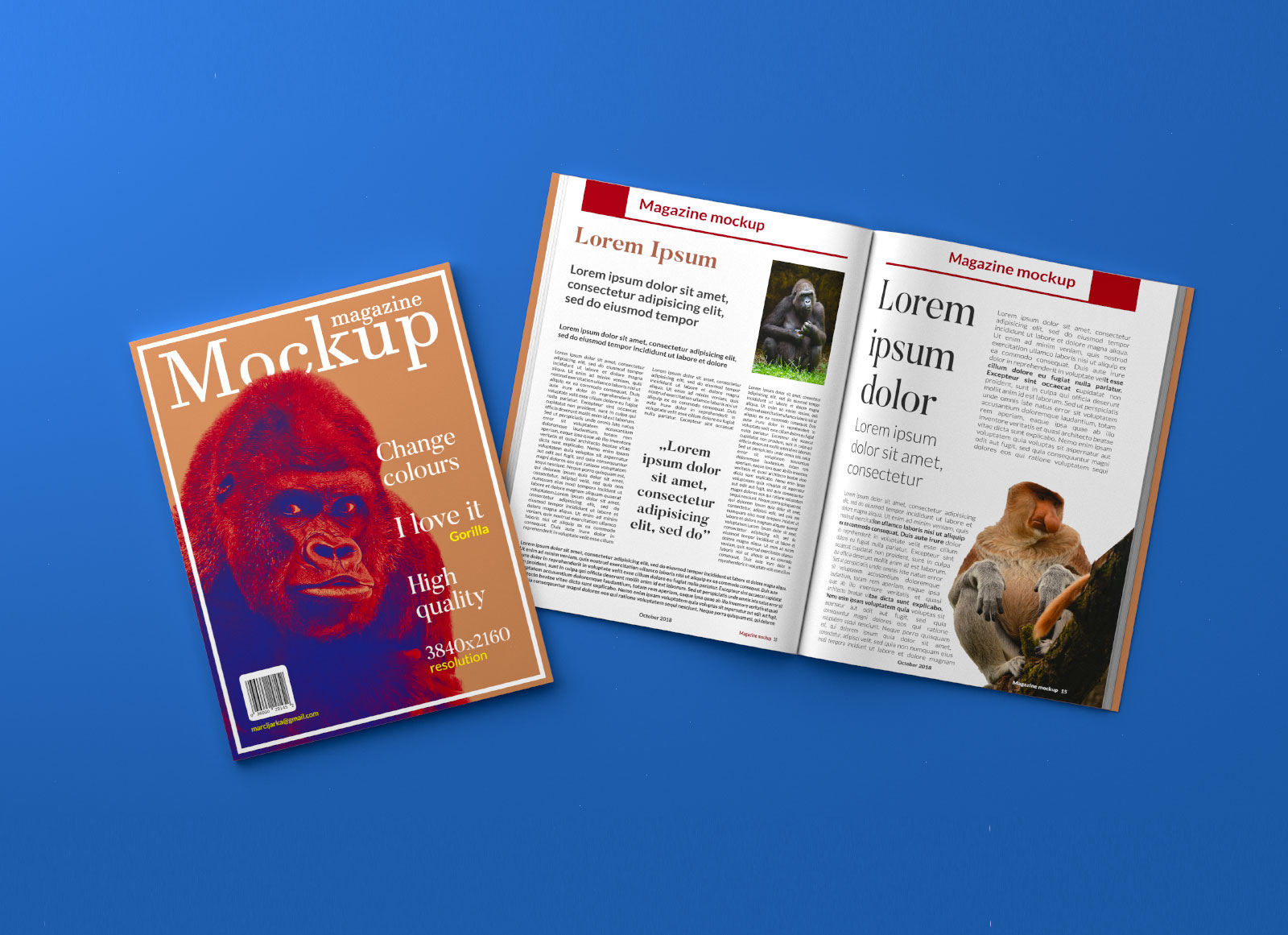 Free-High-Quality-Magazine-Mockup-PSD-Set-3