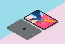 Free-New-iPad-Pro-2018-Mockup-PSD-in-Perspective-Vew-4