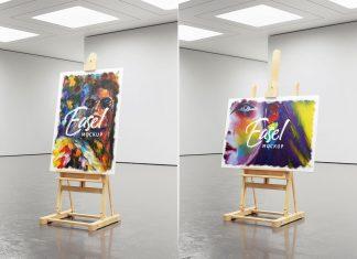 Free-Studio-Easel-Mockup-PSD-Set-3