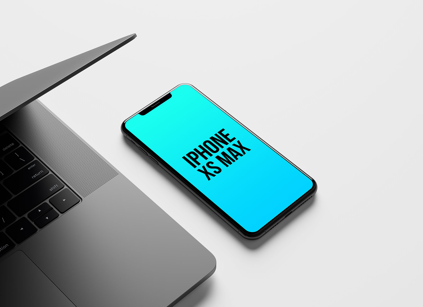 Free-iPhone-Xs-Max-Splash-Screen-Mockup-PSD-File