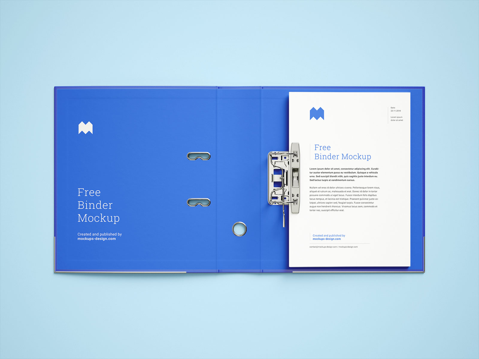 Free-2-Ring-Binder-With-Letterhead-Mockup-PSD-Set-4