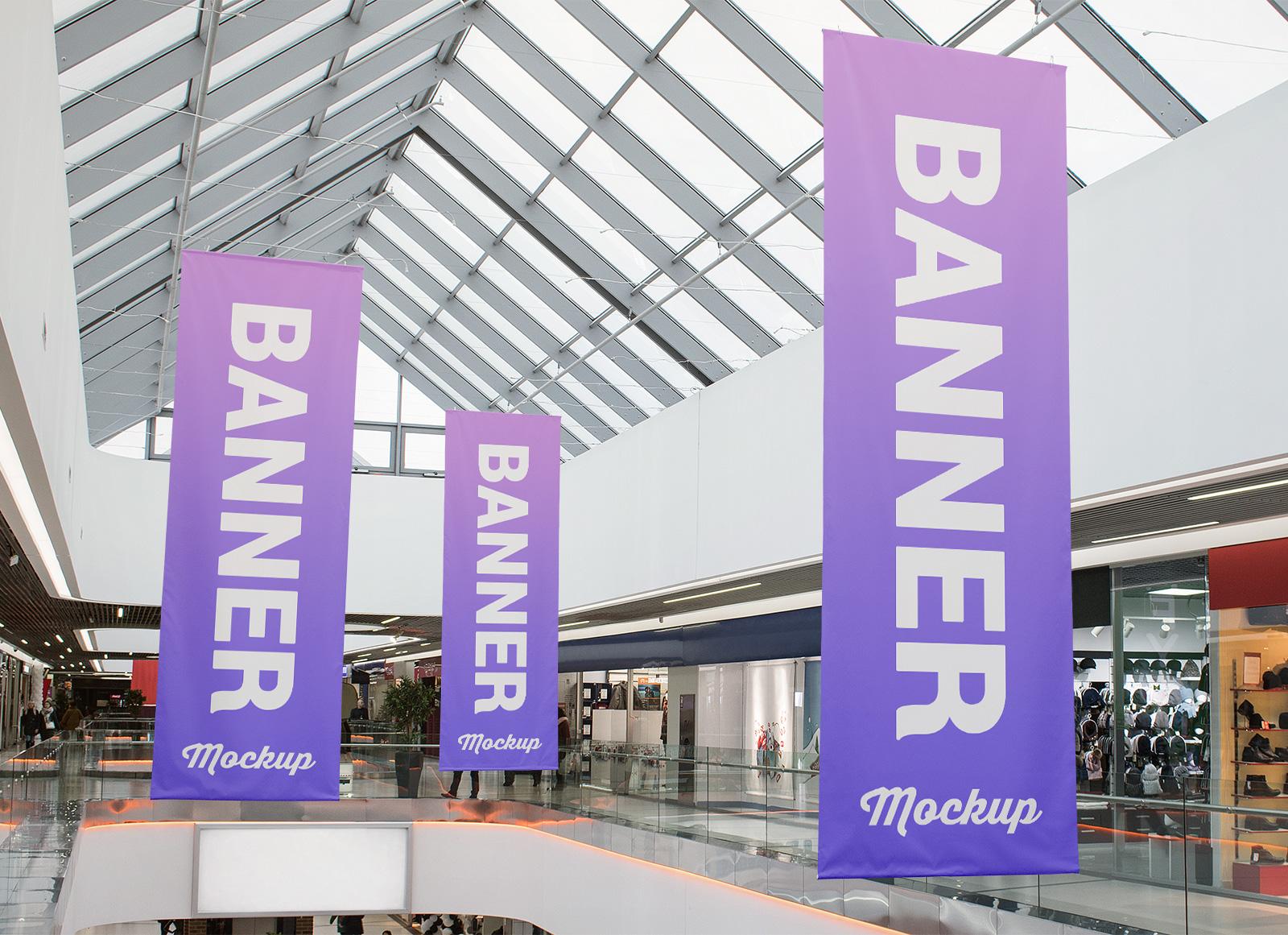 Free-Shopping-Center-Hanging-Banner-Mockup-PSD-2