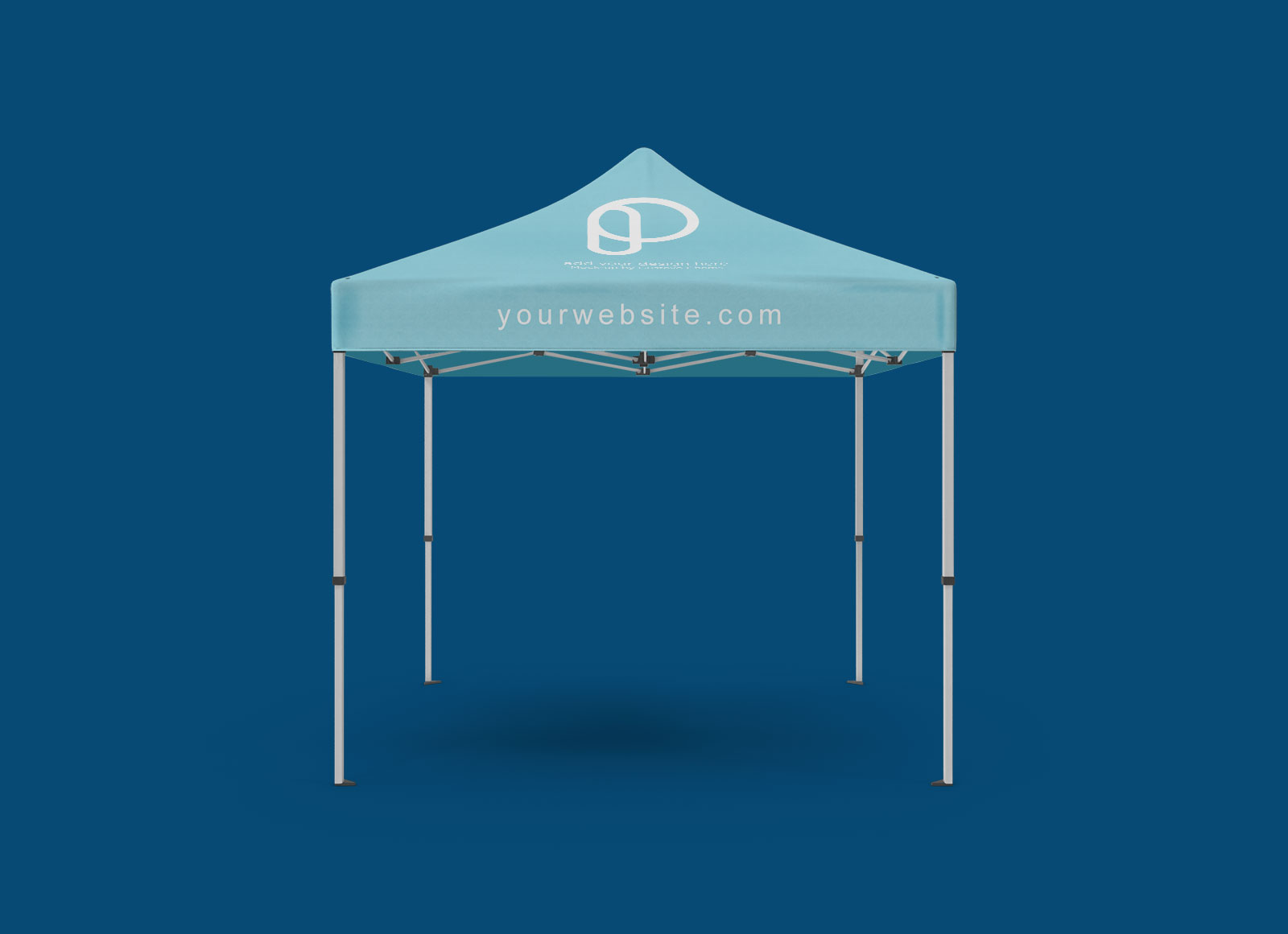 Free-Square-Canopy-Tent-Mockup-PSD